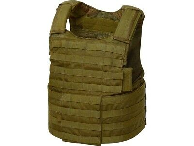 Eagle Industries Mc-Ciras Plate Carrier Coyote New In Package Medium  Dom 2012