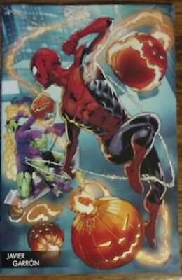 Amazing Spider-Man #798 Garron Young Guns Virgin Variant NM+ 9.6  Red Goblin