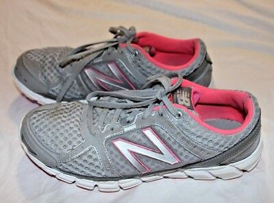 ee68d2ce1a04 NEW BALANCE WOMENS Running Athletic Gym Shoes Size 7.5 Lightweight ...