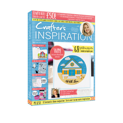 Crafters Companion Crafters Inspiration Magazine Issue 19 MAG-CI19
