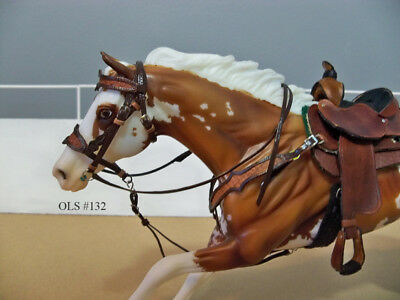 Breyer Traditional Bridle, Tie-down, and Collar Set