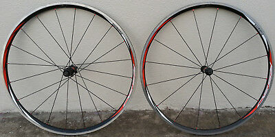 Shimano WH-RS20 wheelset