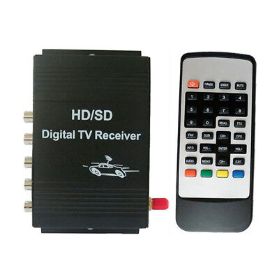 ISDB-T Digital TV Receiver Box For Brazil Chile Peru Argentina South America