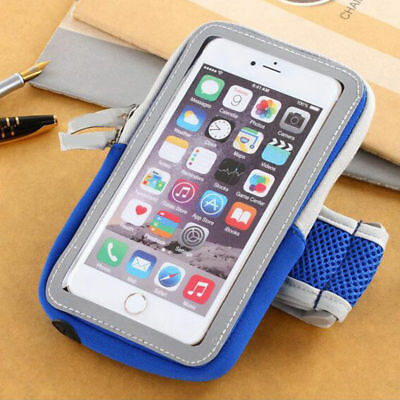 Fitness Running Arm Band Bag Pouch Workout Cover For Mobile SmartPhone Bag 5.5''