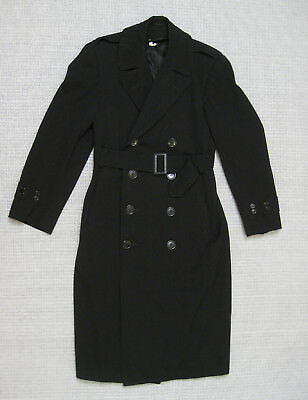 Us Navy Ww2 Usn Officer's Bridge Coat Dated 1943