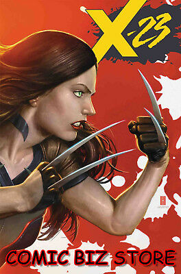 X-23 #1 (2018) 1St Printing Mike Choi Main Cover Bagged & Boarded Marvel ($4.99)