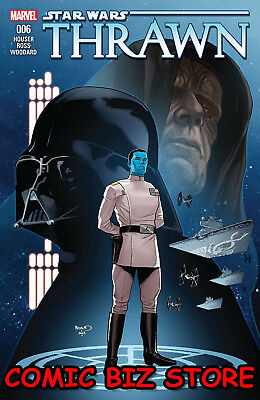 Star Wars Thrawn #6 (Of 6) (2018) 1St Printing Bagged & Boarded Marvel Comics