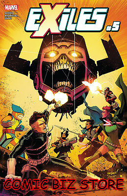 Exiles #5 (2018) 1St Printing Bagged & Boarded Marvel Comics
