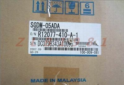 One Yaskawa Drives SGDM-05ADA NEW-