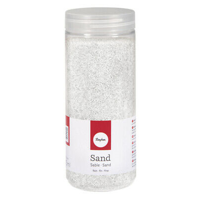 Sand, fein, 0,1-0,5mm, Dose 475ml, Farbe in Auswahl