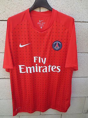 new images of high fashion for whole family MAILLOT PARIS SAINT-GERMAIN PSG entrainement NIKE training ...
