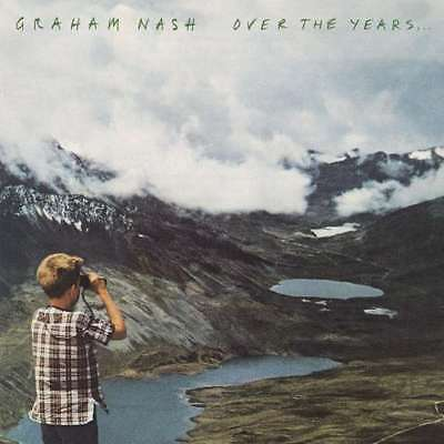 "Graham Nash ""Hollies, Crosby, Nash..""- Over The Years..., 2CD 2018 New"