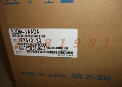 One Yaskawa Drives SGDM-1AADA NEW-
