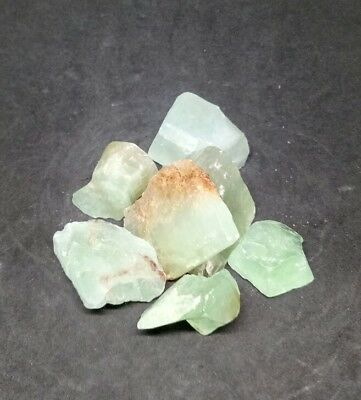 GREEN CALCITE ROUGH CHUNKS - 50g BAG