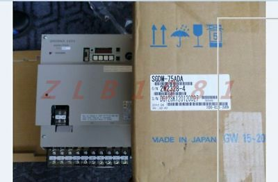 One Yaskawa Drives SGDM-75ADA NEW-