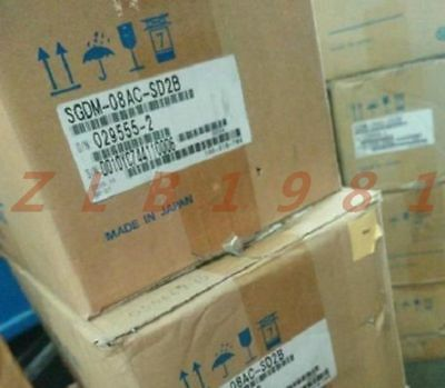 One Yaskawa Servo Drive SGDM-08AC-SD2B NEW-