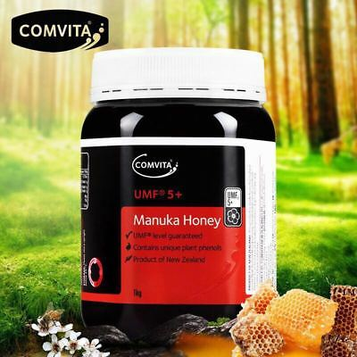 Comvita Active UMF 5+ Manuka Honey 1kg New Zealand