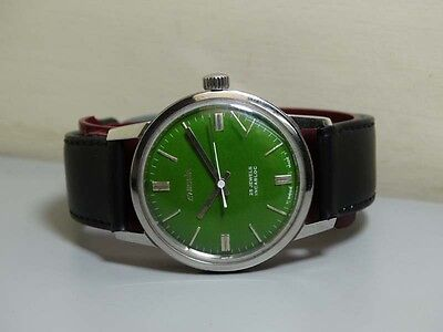 Superb Vintage Enicar WINDING Swiss Made MENS WRIST WATCH Old Used ANTIQUE E596