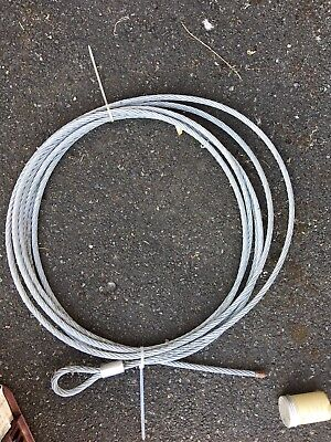 10 mm diameter steel wire