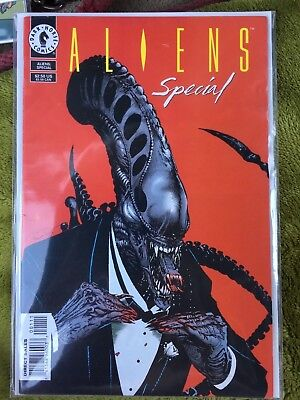 Dark Horse Aliens Special One Shot Comic Mint Bagged Boarded