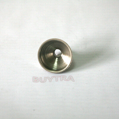 Useful Light Small Stainless Steel Mini Funnel for Essential Oil Bottles LY