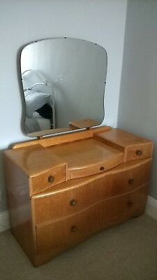 Dressing Table with Mirror & Draw's