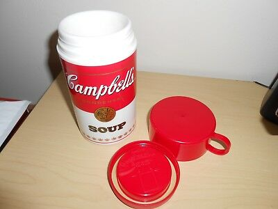 Vintage 1998 Campbell's Soup Soup Can-Tainer