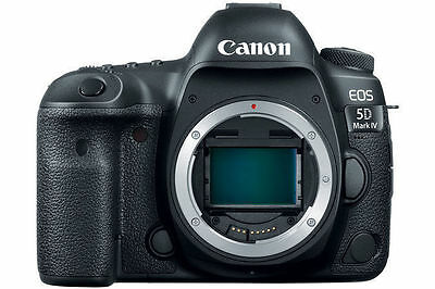 Canon EOS 5D Mark IV Full Frame Digital SLR Camera Body Only, USA