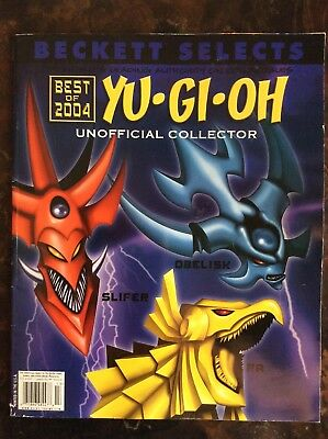 BECKETT SELECTS [BEST OF 2004] YU*Gi*OH UNOFFICIAL COLLECTOR