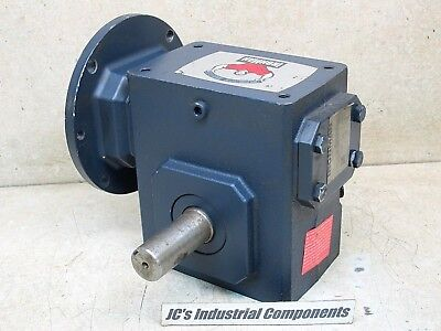 GROVE GEAR / IRONMAN,   40:1  RATIO,   GEAR REDUCER,   56C,   1433 IN LBs TORQUE