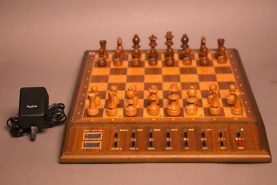 Schachcomputer Mephisto Monte Carlo IV LE Limited Edition   chess   Schach