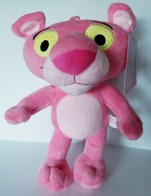 Baby Pink Panther Plush, New with tag