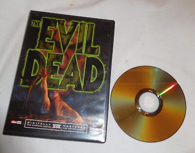 The Evil Dead DVD The ultimate Experience