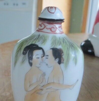 Antique Chinese  Perfume Bottle