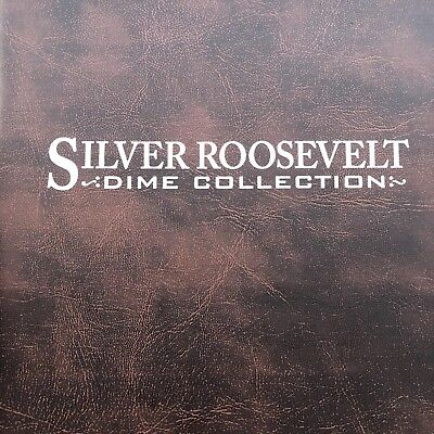 Silver Roosevelt Dime Collection