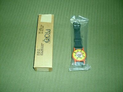 Kellogg's Disney's Talespin Tale Spin Promotional Wrist Compass Sealed New