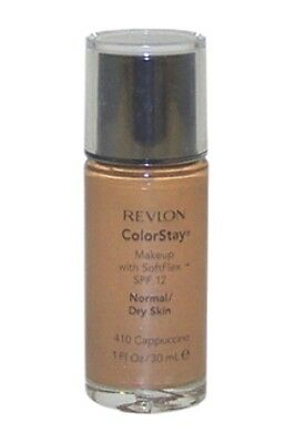 Revlon ColorStay Makeup for Normal/Dry Skin, 410 Cappuccino, 1 fl oz