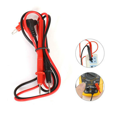 2Pcs/1Set Multimeter Test Lead Pen Wire Cable Needle Tip Home Tester Equipment