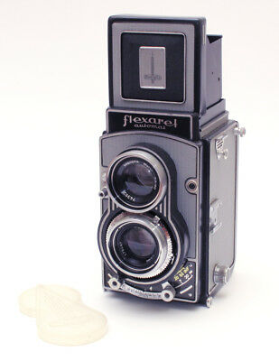 Meopta Flexaret TLR VI six. Recently serviced. Fully working.