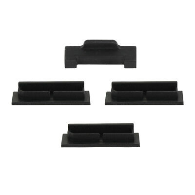 4pcs Battery Drone Body Charging Port Silicone Protect Cover for Mavic Pro RC740