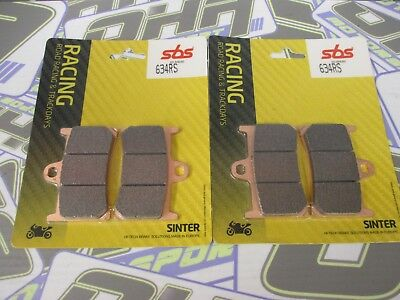 YAMAHA YZF 600 THUNDERCAT SINTERED HH FRONT BRAKE PADS For 96-04 YZF600R
