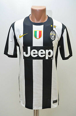 Juventus Italy 2012/2013 Home Football Shirt Jersey Maglia Nike S Adult