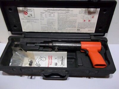 Remington Model 494 Powder Actuated Fastening Tool