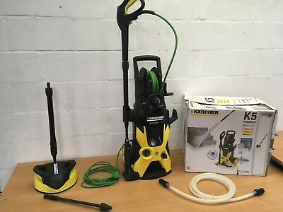 Karcher Pressure Washer K5 Premium Eco Logic With Warranty 190 60