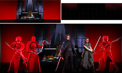 Ltd-Poster Bd~Star Wars Lastjedi~For 1/6 Hot Toys Praetorian Guard Mms453 Mms454