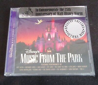 Disney's 25th Anniversary Music from the Park Remember the Magic CD