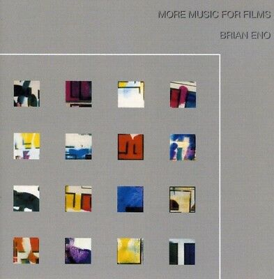 Brian Eno - More Music For Films (CD Used Like New)