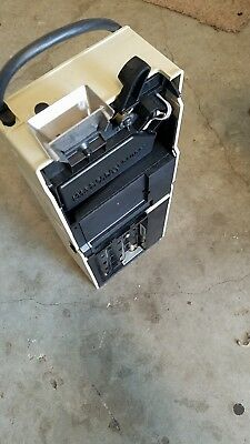 MARS TRC-6000 Snack Soda machine coin mechanism acceptor changer 115V FOR PARTS!