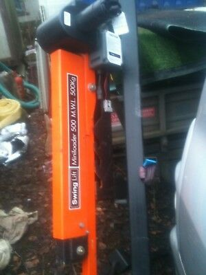 penny hydraulics 500kg swing lift, 12v,  #new pictures added#