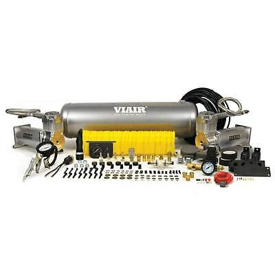 Viair Dual 450C On Board Air Supply System Compressor 4x4 Air Ride Off Road Tyre